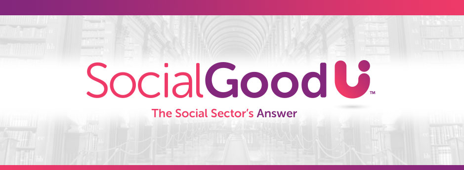 SocialGoodU is an education forum for nonprofit organizations and social enterprise