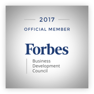 Official Member of Forbes Business Development Council